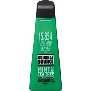 Original Source Shower Gel Mint & Tea Tree 500Ml