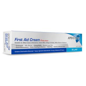 APOHEALTH First Aid Cream 50g