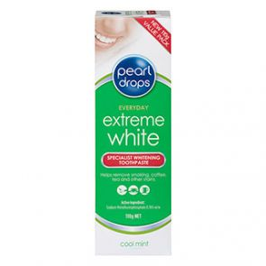 Pearl Drops Extreme White Toothpaste 110G