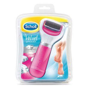 Scholl Velvet Pink Pedi