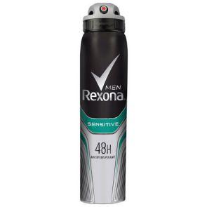 Rexona A/P Men Sensitive 48Hr 250mL