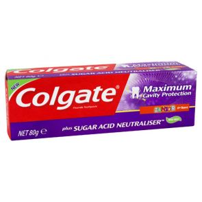 Colgate Toothpaste Maxium Cavity Protection Junior 80G