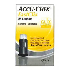 Accu-Chek Fastclix 24