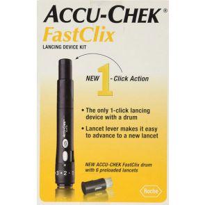 Accu-Chek Fastclix Kit