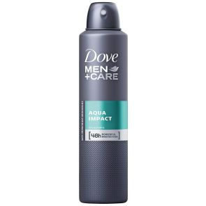 Dove Men Antiperspirant Spray Aqua Impact 150G