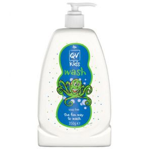 Ego Qv Kids Foam Wash 350Ml