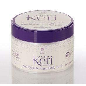 Alpha Keri Anti-Cellular Sugar Body Scrub 225Ml