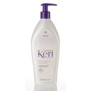 Alpha Keri Skin Hydrating Body Wash  400Ml