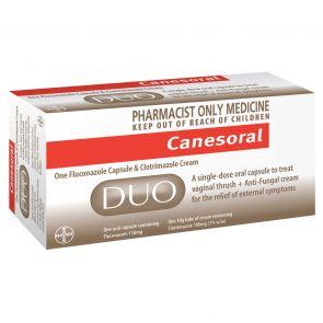 Canesoral Duo Capsule + Cream