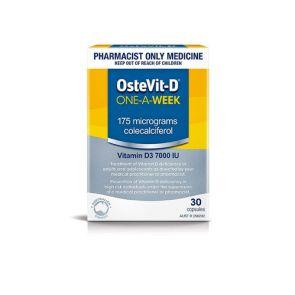 Ostevit-D One A Week Capsules 30