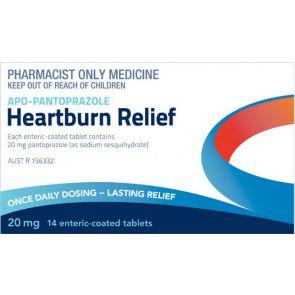 Apohealth Pantoprazole Tablets 20Mg 14