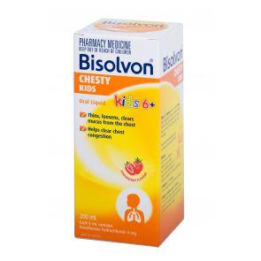 Bisolvon Chesty Kids Natural 200Ml