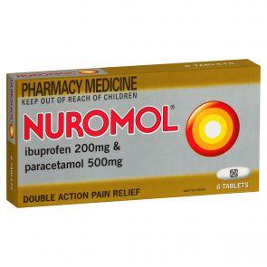 Nuromol Tablets 6