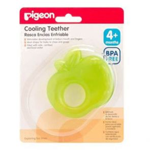Pigeon Cooling Teether Green