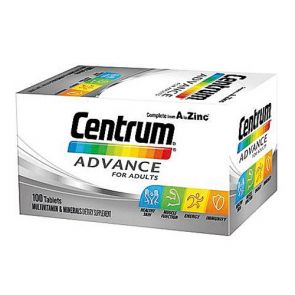 Centrum Advance Tablets 100