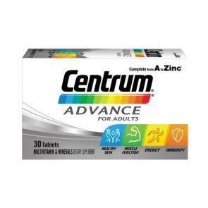Centrum Advance Tablets 30