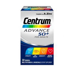 Centrum Advance Select 50+ Tablets 30