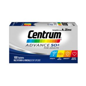 Centrum Advance Select 50+ Tablets 100