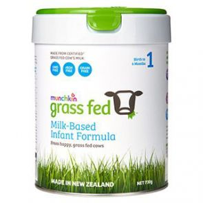 Munchkin Grass Fed Infant Formula Stage 1 730Gm