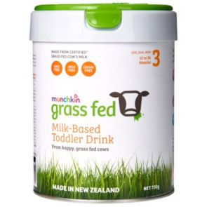 Munchkin Grass Fed Toddler Drink Stage 3 730Gm