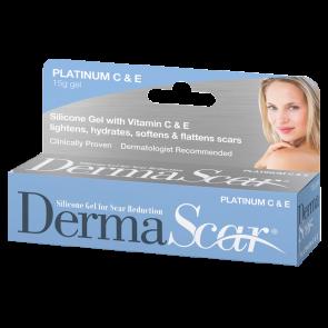 DermaScar Platinum C & E 15g