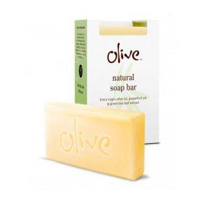 Olive Natural Soap Bar 100G