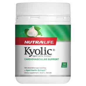 Nutra-Life Kyolic Aged Garlic Extract Caps 120