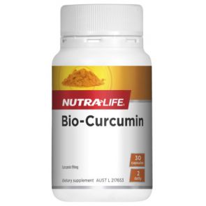 Nutra-Life Bio-Curcumin Caps 30