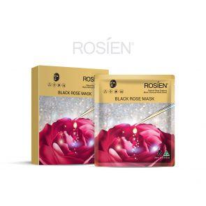 Rosien Black Rose Mask 28Ml 5Pk