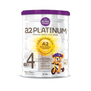 A2 Platinum 4 Junior 2 Year + 900G