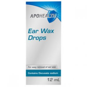 APOHEALTH Ear Wax Drops 12mL