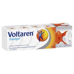 Voltaren Emulgel With No Mess Applicator 75g