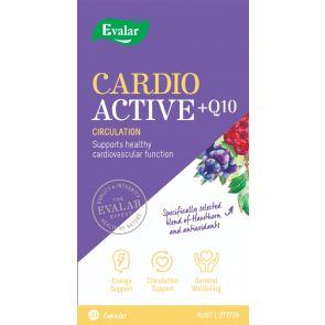 Evalar Cardio Active + Q10 30 Capsules
