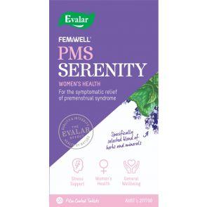 Evalar PMS Serenity 30 Tablets