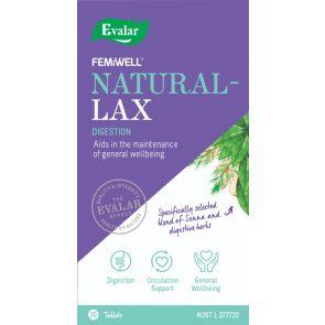Evalar Natural-Lax 30 Tablets