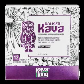 Enervite Kalmer Kava  12 Tablets