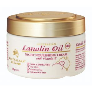 G&M Australian Creams MK11 Lanolin Night Cream 250g