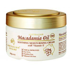 G&M Australian Creams MK11 Macadamia Oil Cream 250g