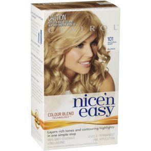 Clairol Nice N Easy Colour Blend 101 B Blonde