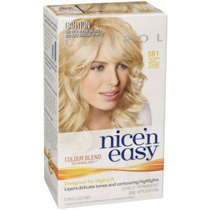 Clairol Nice N Easy Summer Blonde 1