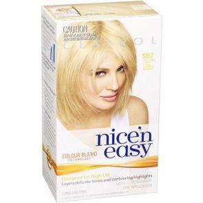 Clairol Nice N Easy Summer Blonde 2