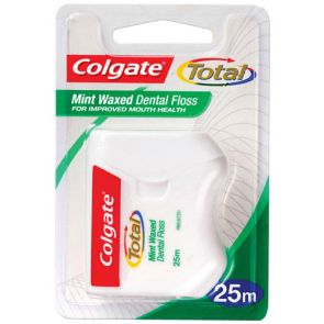 Colgate Total Floss 25M
