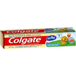 Colgate Toothpaste Smiles My First 45G