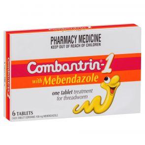 Combantrin-1 Tablets 6