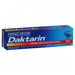 Daktarin Cream 2% 30G