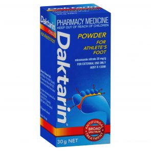 Daktarin Powder 2% 30G