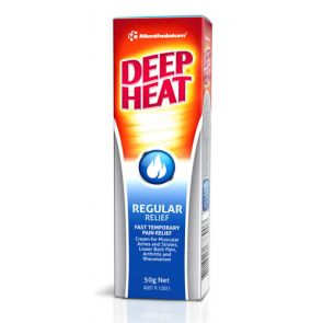 Deep Heat Cream 50G