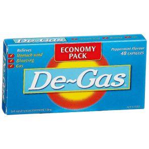 De-Gas 100mg 48 Capsules