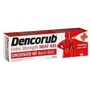 Dencorub Extra Strength Heat Gel 100g