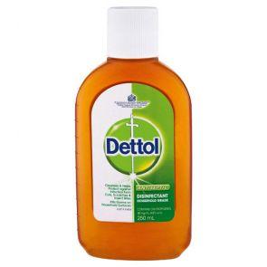Dettol Antiseptic Disinfectant Liquid 250Ml